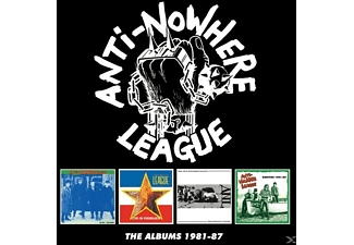 Anti-Nowhere League - The Albums: 1981-87 - (CD)