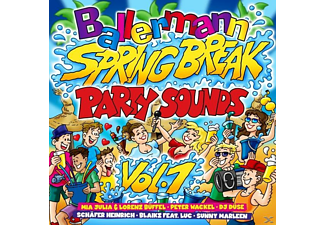 VARIOUS - Ballermann Spring Break Party Sounds Vol.1 - (CD)