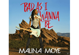 Malina Moye - Bad As I Wanna Be (180g LP) - (Vinyl)