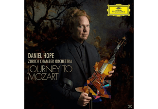 Daniel Hope, Zurich Chamber Orchestra - Journey To Mozart - (CD)