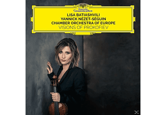 Lisa Batiashvili - Visions Of Prokofiev - (CD)