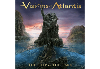 Visions Of Atlantis - The Deep & The Dark - (CD)