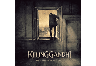 Killing Ghandi - Aspirations Of Failure - (CD)