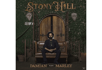 Damian Marley - Stony Hill (Ltd.Deluxe Gatefold Coloured 2LP-Set) - (Vinyl)