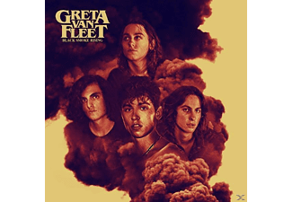 Greta Van Fleet - Black Smoke Rising (Vinyl) - (Vinyl)