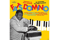 DOMINO FATS - WALKING TO NEW ORLEANS-68 ORIGINAL ALL-TIME [CD]