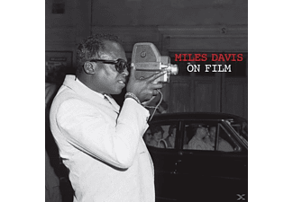 DAVIS MILES - MILES DAVIS ON FILM - (CD)
