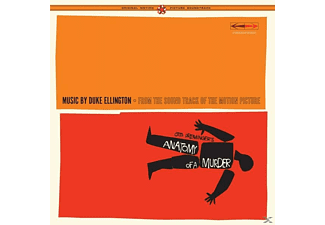 ELLINGTON DUKE - ANATOMY OF A MURDER (+5 BONUS TRACKS!) - (Vinyl)