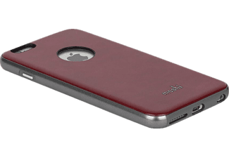 MOSHI iGlaze Handyhülle, Burgundy Red, passend für Apple iPhone 6 Plus