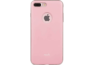MOSHI iGlaze iPhone 7 Plus, iPhone 8 Plus Handyhülle, Blush Pink