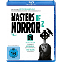 Masters of Horror Vol. 2 - Vol. 1 [Blu-ray]