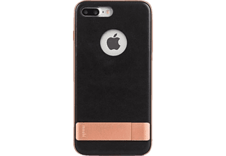 MOSHI iGlaze iPhone 7, iPhone 8 Plus Handyhülle, Imperial Black