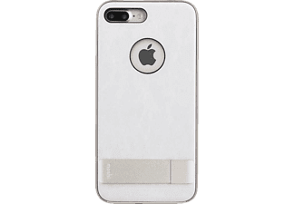 MOSHI iGlaze Handyhülle, Ivory White, passend für Apple iPhone 7, iPhone 8 Plus