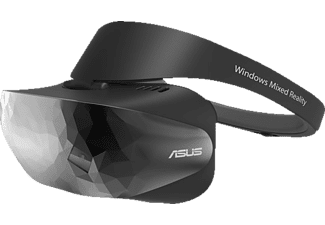 ASUS Mixed Reality Device Set VR-Brille, VR Brille, Schwarz