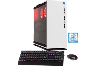 HYRICAN ELEGANCE-X 5775 WHITE I7-8700K/16GB/240GB SSD+2TB, Gaming PC mit Core™ i7 Prozessor, 16 GB RAM, 240 GB SSD, 2 TB HDD, Geforce® GTX 1070 Ti, 8 GB GDDR5 Grafikspeicher