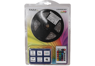 IBIZA Pack LED multicolore 5M (40-3113)