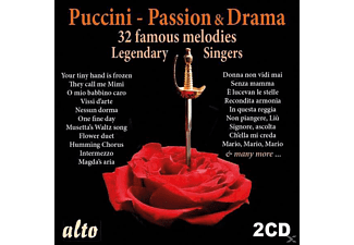 VARIOUS - Passion & Drama - (CD)