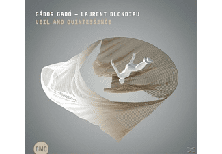 Gabor & Laurent Blondiau Gado - Veil and Quintessence - (CD)