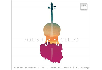 Roman   Cello /borucinsk Jablonski - Polish Cello - (CD)