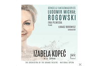 Izabela Kopeć, Ewa Pelwecka, The Orchestra of the Grand Theatre - National Opera of Warsaw - Songs & Fantasmagories [CD]