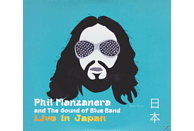 Phil & The Sound Of Blue Band Manzanera - Live In Japan [CD]