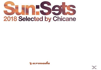Chicane - Sun:Sets 2018 - (CD)