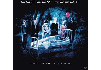 Lonely Robot - The Big Dream - (CD)