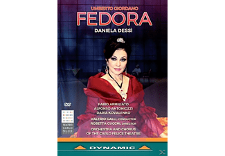 VARIOUS, Orchestra and Chorus of the Carlo Felice Theatre - Fedora - (DVD)