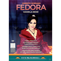 VARIOUS, Orchestra and Chorus of the Carlo Felice Theatre - Fedora [DVD]