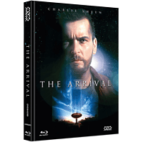 THE ARRIVAL (1996/MEDIABOOK B/+DVD) [Blu-ray]