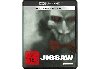 Jigsaw [4K Ultra HD Blu-ray]