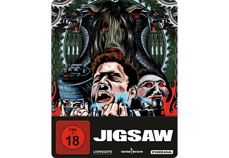 Jigsaw (SteelBook) - (Blu-ray)