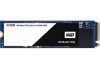 WD Black SSD 512GB M.2 GEN3 Hard Disk