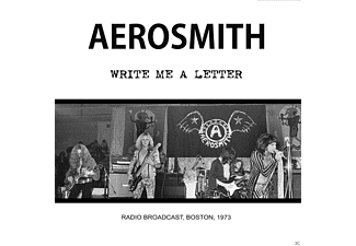Aerosmith - Write Me A Letter - Radio Broadcast, Boston, 1973 - (Vinyl)