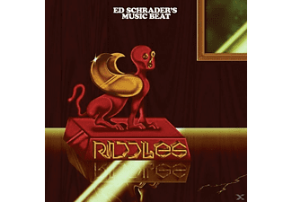 Ed's Music Beat Schrader - Riddles - (LP + Download)