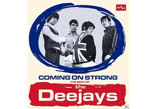 The Deejays - Coming On Strong-The Best Of The Deejays - (CD)