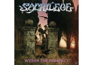 Sacrilege - Within The Prophecy-HQ- - (Vinyl)