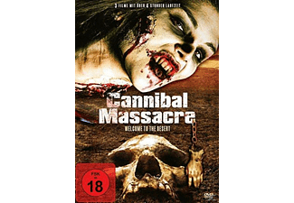 Island of the Condemned - Cannibal Massacre - (DVD)