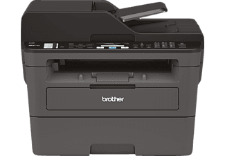 BROTHER MFC-L2710DN, 4-in-1 Multifunktionsgerät, Schwarz