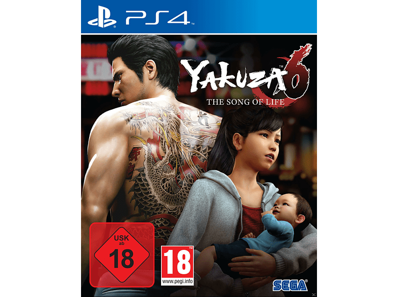 Yakuza 6 The Song of Life - Essence of Art Edition [PlayStation 4]