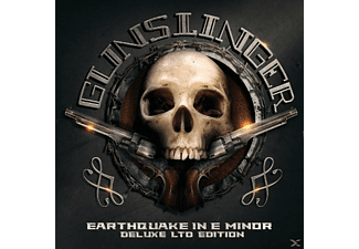 Gunslinger - Earthquake In e minor-Deluxe Edition - (CD)
