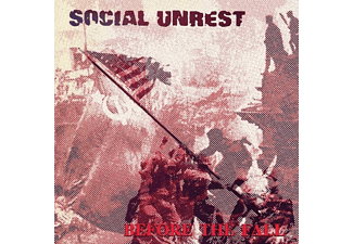 Social Unrest - Before The Fall - (Vinyl)
