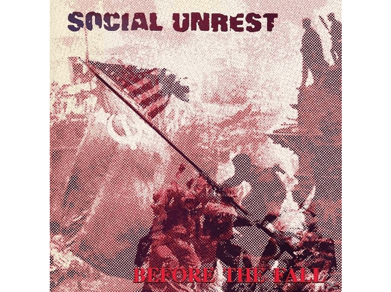 Social Unrest - Before The Fall [Vinyl]