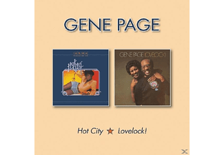 Gene Page - Hot City/Lovelock - (CD)