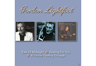 Gordon Lightfoot - East Of Midnight/Waiting For You/A Painter Passing - (CD)