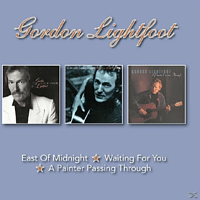 Gordon Lightfoot - East Of Midnight/Waiting For You/A Painter Passing [CD]