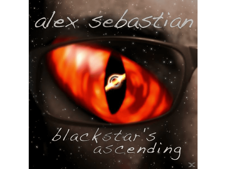 Alex Sebastian - Blackstar's Ascending [CD]