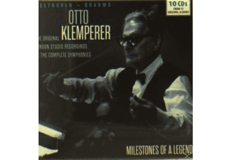 Otto Klemperer - Original Albums - (CD)