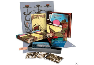 Hawkwind - Warrior On The Edge Of Time-Super Deluxe Box Set - (LP + DVD + CD)