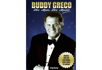 Buddy Greco - The Man The Music - (DVD)
